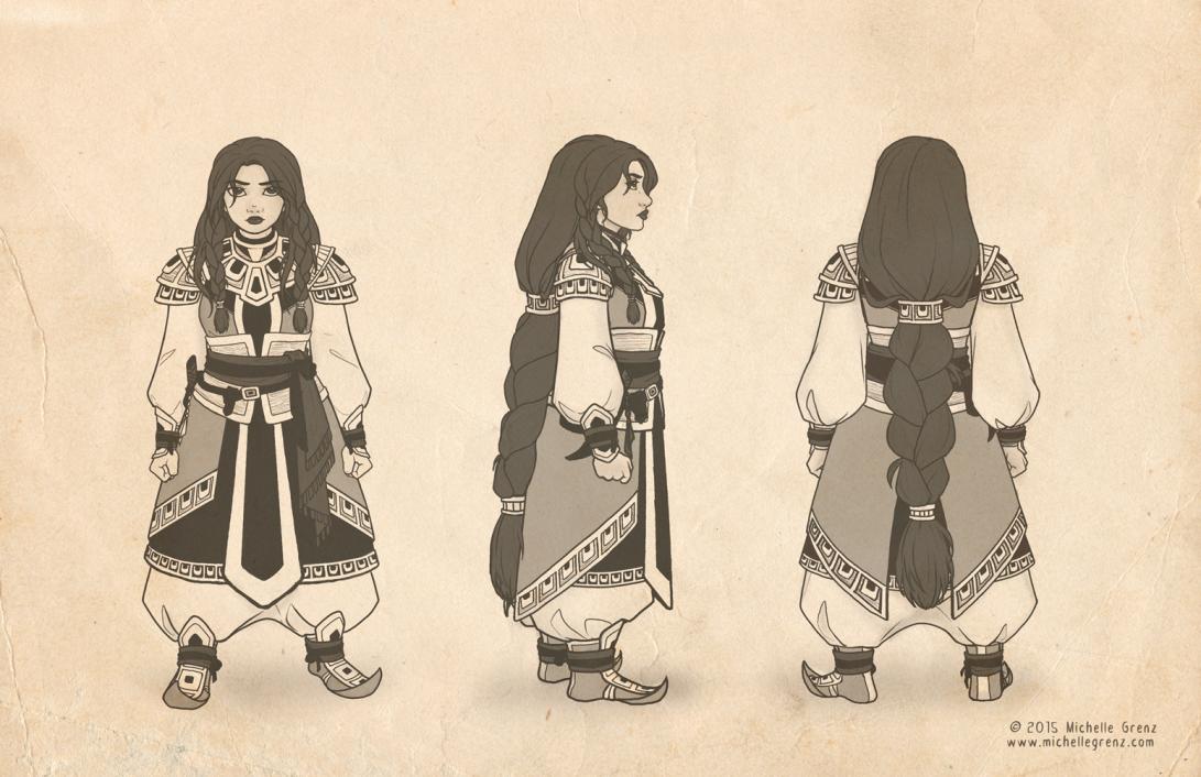 Galena the Dwarf