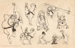 Galena - Character Studies