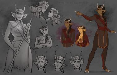 Captain Wangari - - Character Studies