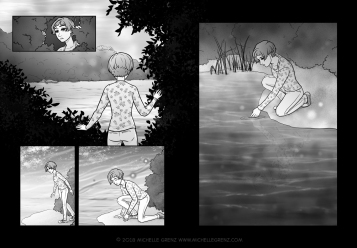 Second Sight Pages 25 & 26